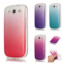 Buy 3D Rainbow Bling Case Samsung Galaxy S3 III Neo GT-i9300/ i9300i/ i9305 Gradient Glitter Luxury Silicon TPU Soft Cover Funda Co.,Ltd ) for $1.19 in AliExpress store