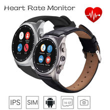 Smartwatch A8 Bluetooth Smart Watch Wristwatch Heart Rate Monitor Camera Circular HD IPS Screen IOS&Android Smartphone