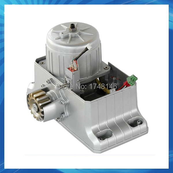1800kg electric automatic sliding gate motor in automatic for Electric gate motor installation