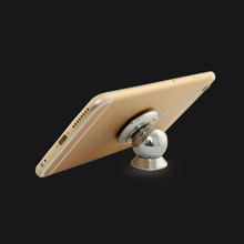 X9 Universal Car Phone Holder Magnetic Mobile Phone Holder Gadgets Cool Bracket Tablet Holder In Phone Accessories For iPhone 5S