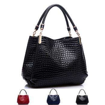 Женщин кожи крокодила дамы дизайнер сумок высокое качество девушкой Bolsas Femininas Bolsos Mujer сумки на ремне