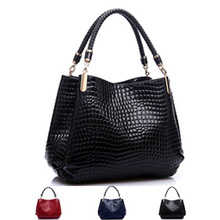 New 2015 bolsas femininas Fashion Desigual Brand Leather Women Handbag Shoulder Women Bags Totes Travel Crocodile Bags