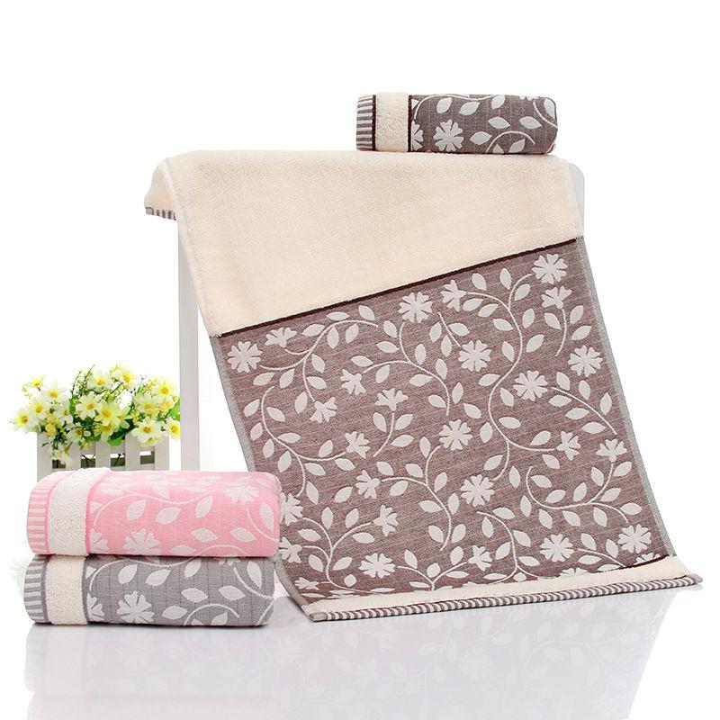 Popular Floral Bath Towels Buy Cheap Floral Bath Towels Lots From China Floral Bath Towels
