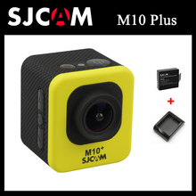 SJCAM brand M10 Plus WiFi 2K Video Resolution Mini Action Camera Waterproof Camera Sport DV +Extra 1pcs battery+Battery Charger