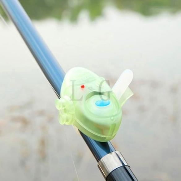 New fishing bite alarm light bait alert coarse fishing for Bite alert fishing pole