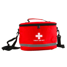 High Quality Sports Camping Home Medical Emergency Survival First Aid Kit Bag Outdoors(China (Mainland))