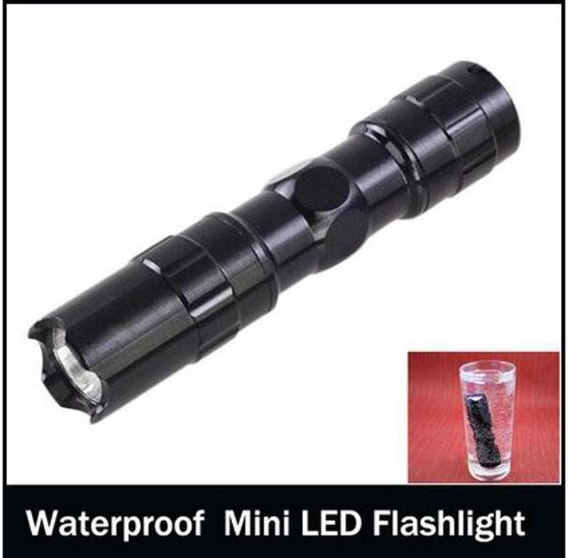 Из светодиодов фонарь супер-яркий мини-фонарик яркий свет maglite фонарик бесплатная доставка