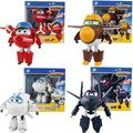 Free Shipping 4 style 2017 Newest styles Super Wings toys Transformation Airplane Robot Action Figures Model