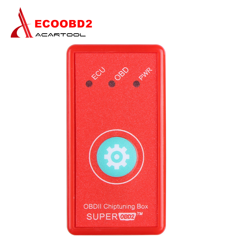 FREE Shipping OBD II ECU Chip tuning Box Plug and Drive interface like nitro OBD2 Super for diesel vehicles with Reset Button(China (Mainland))