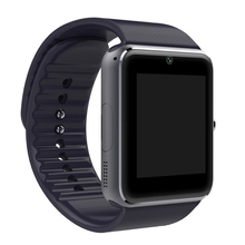Buy LiuKer GT08 Smart Watch Clock Bluetooth Support Sim Card Sync Notifier Connectivity Smartwatch Phone IOS Android for $11.99 in AliExpress store