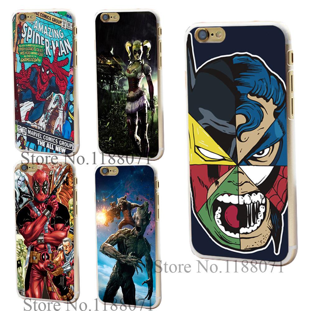 dc Comics Iphone 6 Case Iphone 6 6s 6 Plus Comics