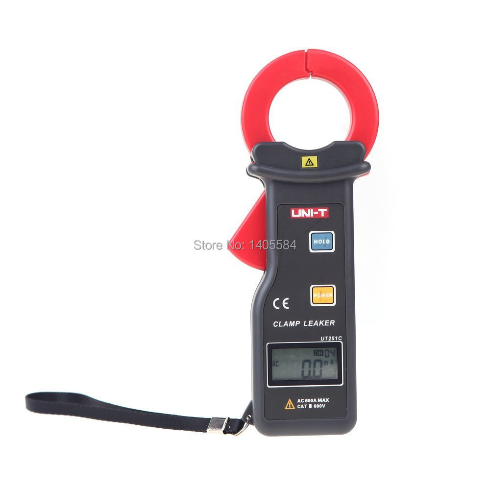 Electrical Leakage Tester : Aliexpress buy real uni t ut c lcd electrical