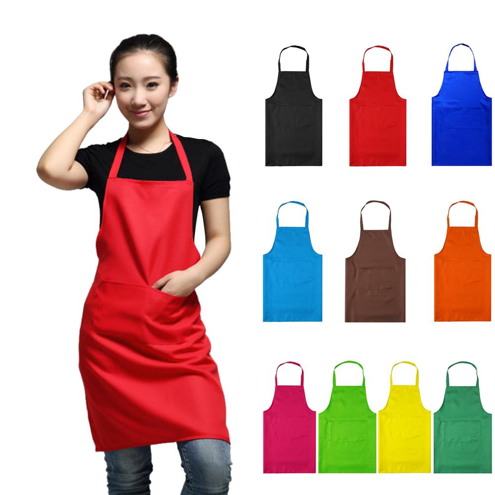 2017 Factory Price PVC Waterproof Aprons Adjustable Sleeveless Cooking Work Aprons Kitchen Apron Schort Chef Apron(China (Mainland))