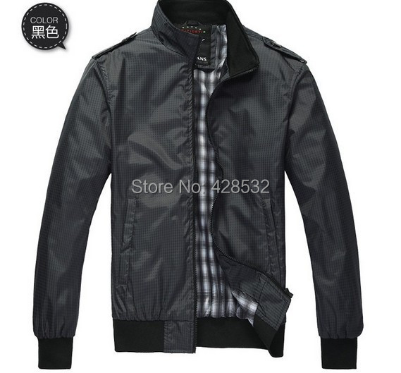 hot sale ! sportswear brand 2013 new men's jacket leisure fashion sport coat waterproof windproof high quality motorcycle jacket(China (Mainland))