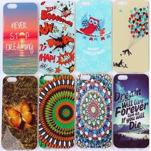 Wholesale Slim TPU Gel Soft Cases for Apple iPhone 6 Case 4.7″ Ultra thin Back Skin Protective Mobile Phone Cover Shell