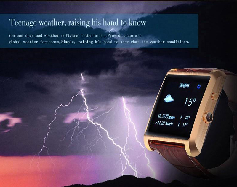 Luxurious Smart watch for Android Iphone DM08 watches men Sync whatsapp facebook Pedometer Camera mp3 Player Anti Lost Function(China (Mainland))