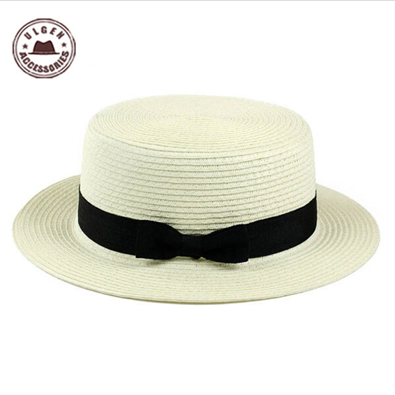 summer style fashion small straw hat for women cute women