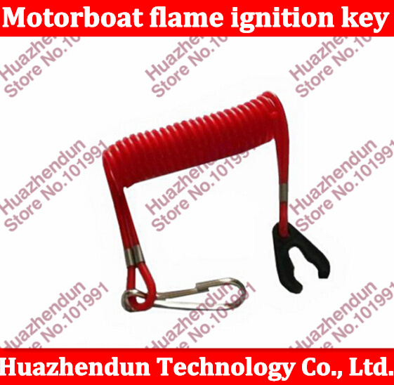 5pcs/lot Sea marine outboard motor outboard motorboat flame ignition key Shengan whole rope rope Insurance<br><br>Aliexpress