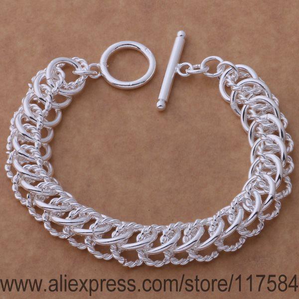 Браслет-цепь OEM LX/ah211 925 , 925 /aigaizna buraklya bracelet браслет цепь hot 925