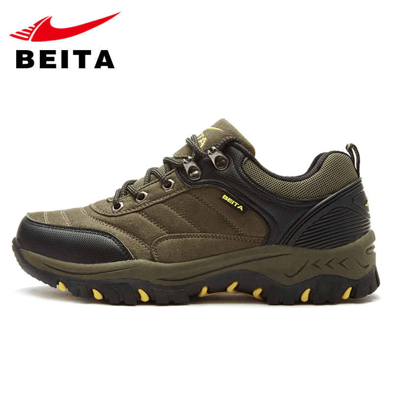 2014 and autumn slip resistant hiking shoes