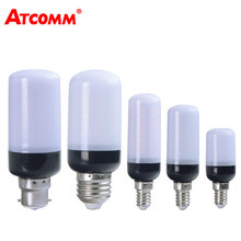 Buy Ampoule LED E27 Corn Bulb 3W 5W 7W 9W 12W 220V B22 E14 LED Diode Lamps SMD 5736 Chip High Lumen Energy Saving Spotlight Light for $1.25 in AliExpress store