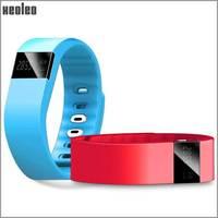 xeoleo интеллектуальных электронных устройств smart браслет bluetooth smart напульсник шнурки Генеральным партнером xl-8