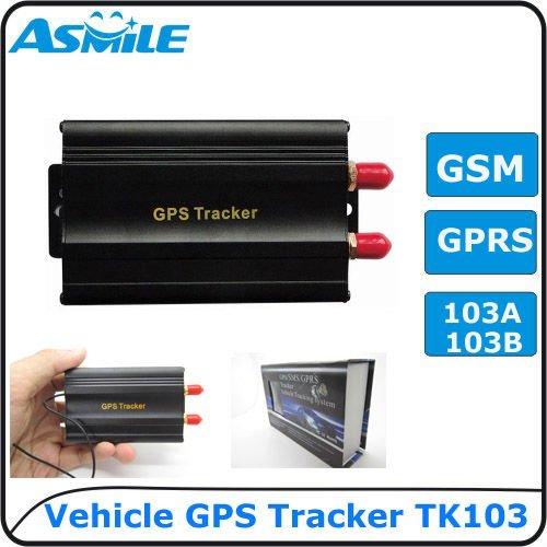 Здесь можно купить  car small gps tracking device car online call location tracker + shock sensor TK103B  Автомобили и Мотоциклы