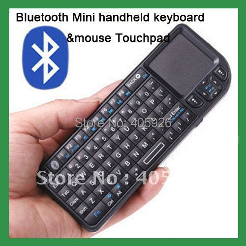 Bluetooth Keyboard For Ipad And Android: Free Shipping RII K02 Rii Mini Wireless Bluetooth Keyboard For Android IPad Wireless Standard
