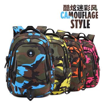 Водонепроницаемый ортопедические основной школа рюкзаки дети школа сумки для девочки ...