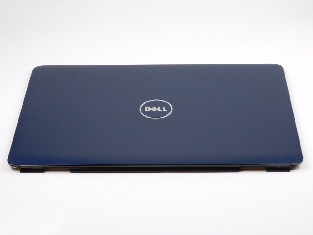 Original & used Blue 15.6'' P/N: 0M219M for DELL Inspiron 1545 Laptop screen back cover(China (Mainland))