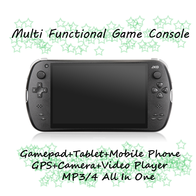 New Arrival Hot Sale  Quad Core Android   Game Console Player Gps