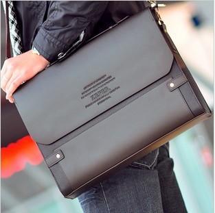 Zefer man fashionable canvas bag, male shoulder bags, leather handbags men, high quality canvas laptop briefcase(China (Mainland))