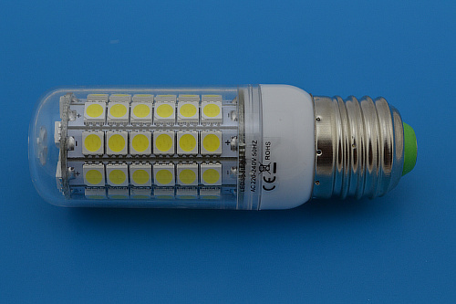 NEW 85V-265V/AC 5W 6W 9W 12W  E27 5050 SMD  LED Corn Bulb Light LED Lamp white / warm white