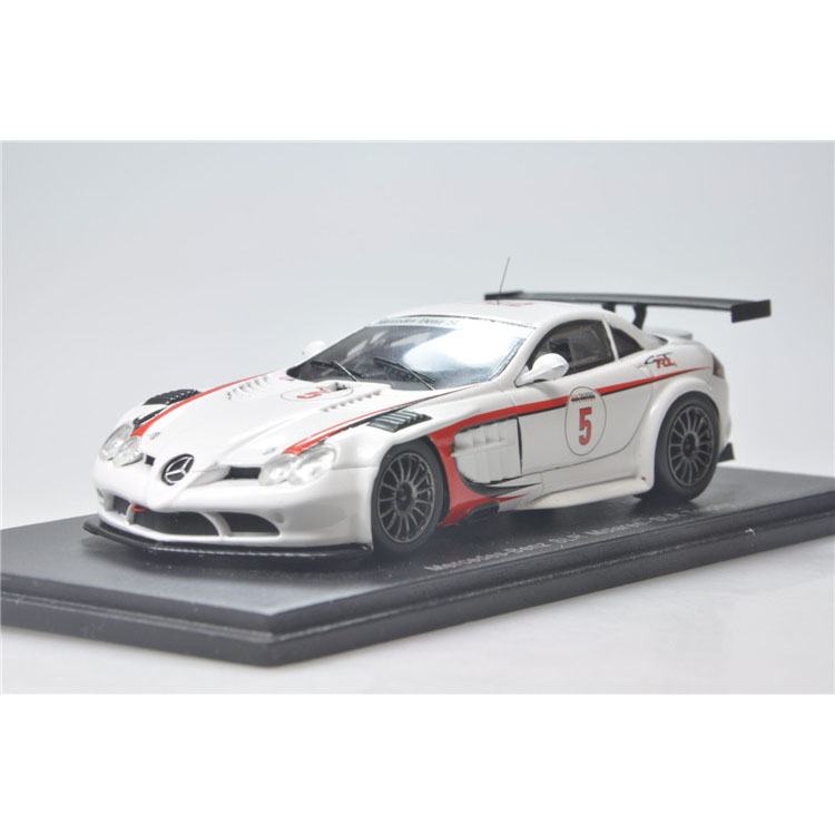 1:43 Spark SLR Mclaren Mercedes Benz Benz McLaren car model(China (Mainland))
