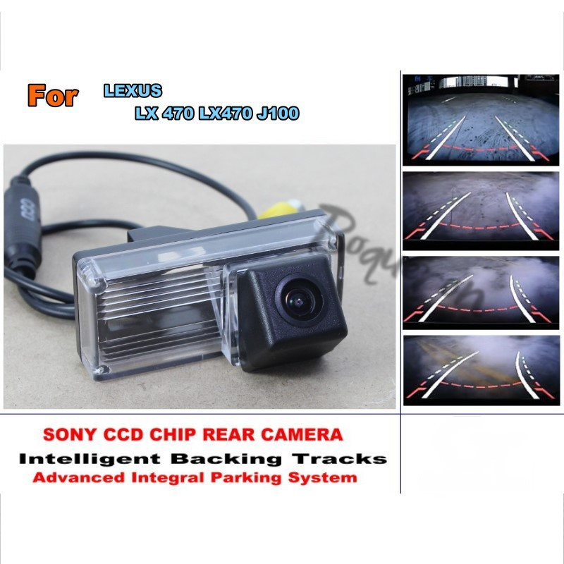 Directive Parking Tracks Camera LEXUS LX 470 LX470 J100 Rear View Back Camera High Car Electronic Accessory