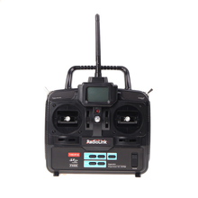 New RadioLink T6EHP-E 2.4G 6CH Radio Control System Transmitter w/ R7EH 7CH Receiver for RC Helicopter Model 2