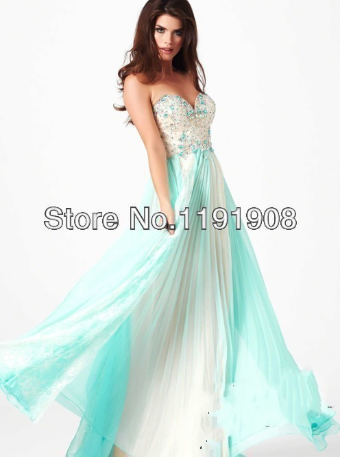 Corset Beaded Evening Dresses 2015 Chiffon Lace Accent Nude Inside Formal Prom Pageant Gowns Custom Made New Hot Free Shipping(China (Mainland))