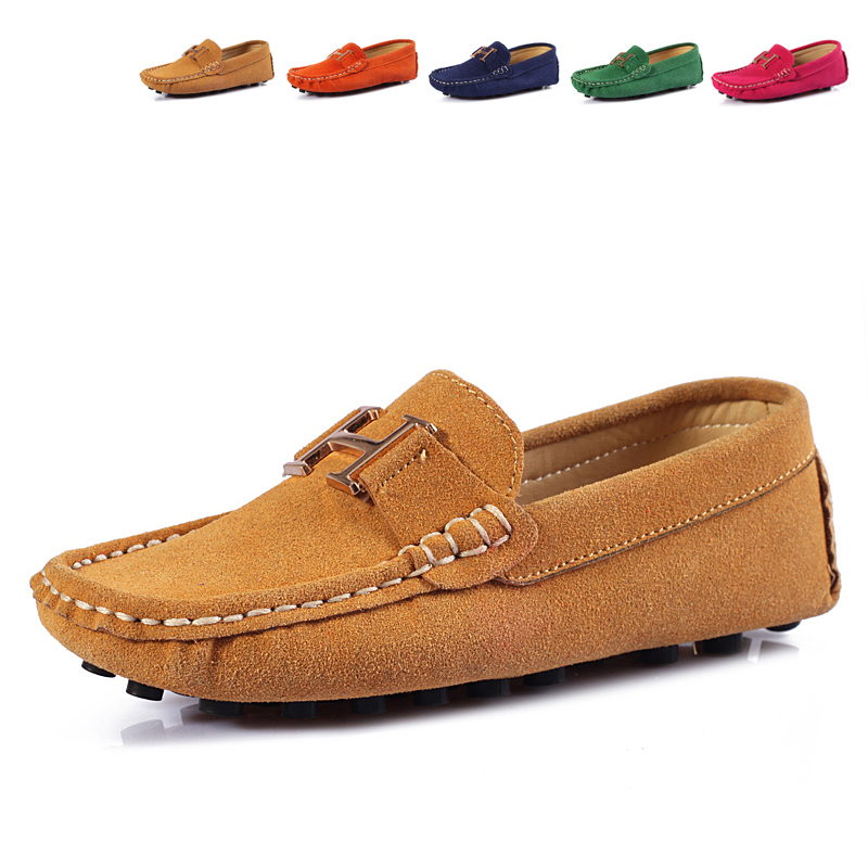 2014 autumn gommini loafers shoes boys shoes shoes