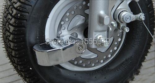 Free shipping>1pcs> Anti theft Chrome Motorcycle Motorbike bike Disc Lock Alarm High Quality(China (Mainland))