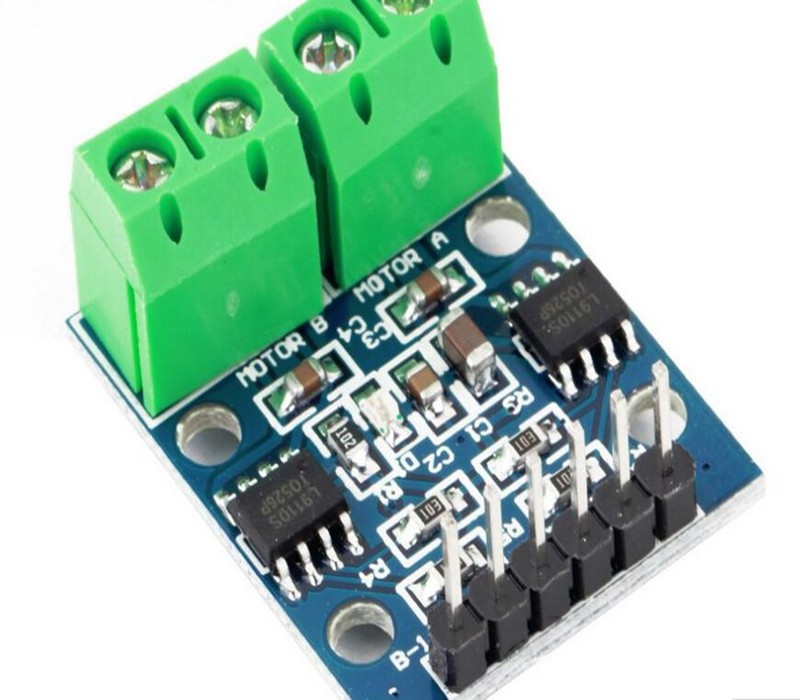 Stepper Motor Dual DC Motor Driver Controller Board For Arduino New Arrival lot l9110