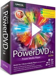 Программное обеспечение для ПК 100% CyberLink PowerDVD 14 Ultra Edition Win 32 & 64 z ultra google edition