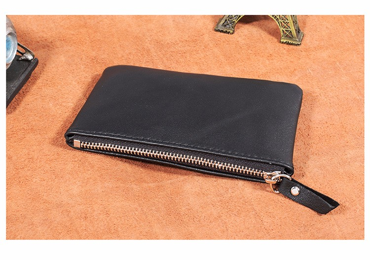genuine leather wallet purse women coin (13)