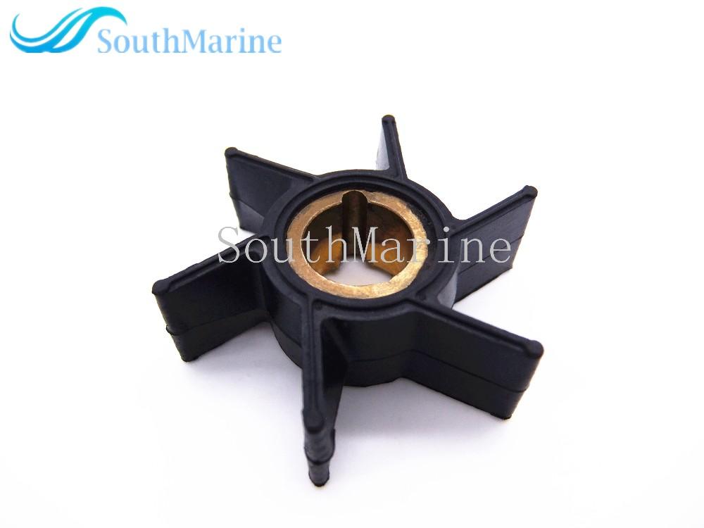 impeller 6 8 9.9 hp 4 stroke repl 8095020 Selva outboard water pump