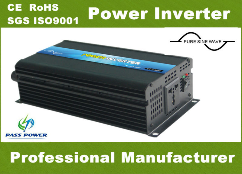 High Frequency Sine Wave Inverter 1000w ,Manufacturer Direct Selling ,one year warranty(China (Mainland))