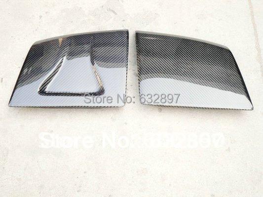 For S13 Silvia RPS13 180SX 240SX Vented Carbn Fiber Headlight Cover(China (Mainland))