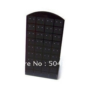 EMS Free Shipping! 19*9cm Earring Display Jewelry Shelf,Showing Stand 50pcs/lot Wholesale