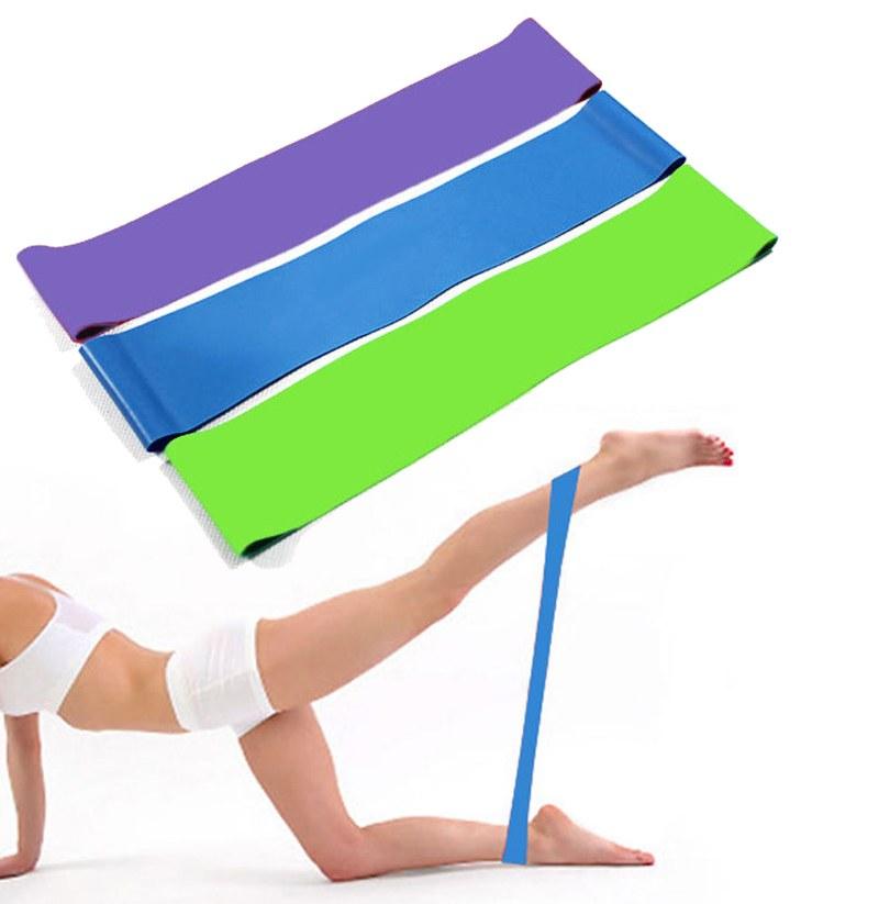 Эластичные ленты для фитнеса купить в Оренбургской области
