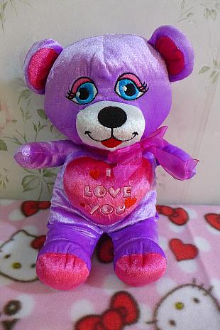 Stuffed toys Single care bear plush toy doll 32cm(China (Mainland))