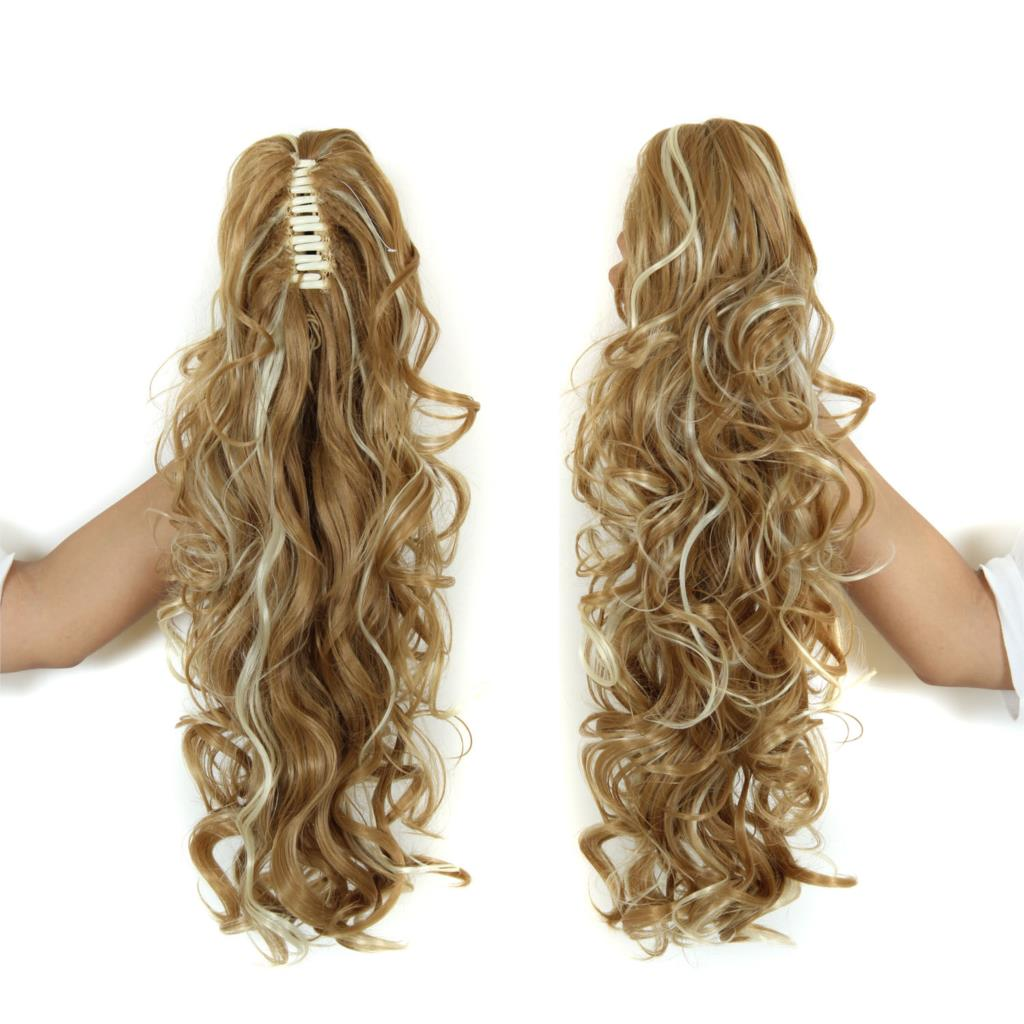 Clip In Fake Hair Extensions 2