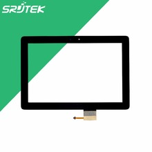 10.1inch For Huawei Mediapad 10FHD Link S10-201U S10-201W Tablet New Digitizer Touch Screen Glass Panel Lens Replacement Part(China (Mainland))